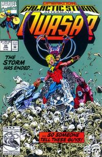 Cover Thumbnail for Quasar (Marvel, 1989 series) #35