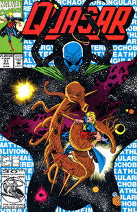 Cover Thumbnail for Quasar (Marvel, 1989 series) #37