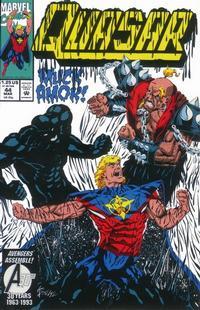 Cover Thumbnail for Quasar (Marvel, 1989 series) #44