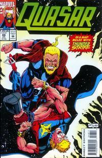 Cover Thumbnail for Quasar (Marvel, 1989 series) #48
