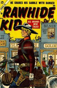 Cover Thumbnail for Rawhide Kid (Marvel, 1955 series) #1