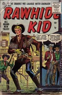 Cover Thumbnail for Rawhide Kid (Marvel, 1955 series) #2
