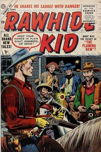 Cover Thumbnail for Rawhide Kid (Marvel, 1955 series) #4