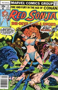 Cover Thumbnail for Red Sonja (Marvel, 1977 series) #11