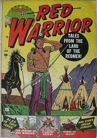 Cover Thumbnail for Red Warrior (Marvel, 1951 series) #1