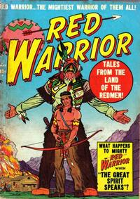 Cover Thumbnail for Red Warrior (Marvel, 1951 series) #3