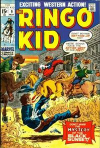 Cover Thumbnail for The Ringo Kid (Marvel, 1970 series) #9