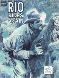 Cover Thumbnail for Rio Rides Again (Marvel, 1990 series)
