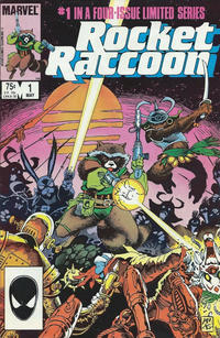 Cover Thumbnail for Rocket Raccoon (Marvel, 1985 series) #1