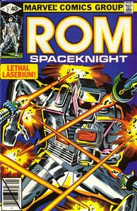 Cover Thumbnail for ROM (Marvel, 1979 series) #2 [Direct Edition]