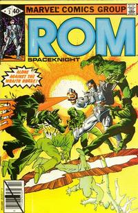 Cover Thumbnail for ROM (Marvel, 1979 series) #3 [Direct Edition]