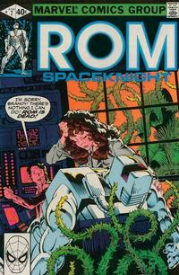 Cover Thumbnail for ROM (Marvel, 1979 series) #7 [Direct Edition]