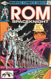 Cover Thumbnail for ROM (Marvel, 1979 series) #13 [Direct Edition]