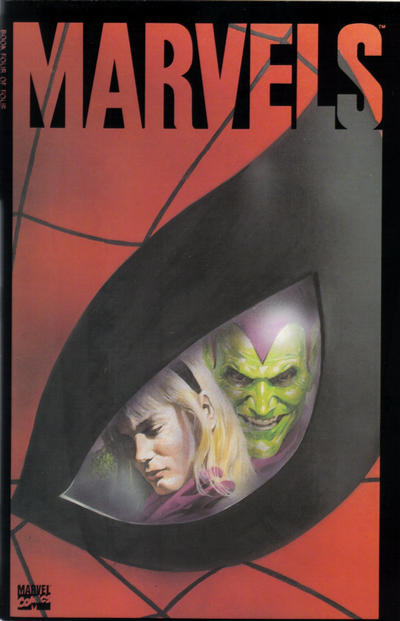Cover for Marvels (Marvel, 1994 series) #4