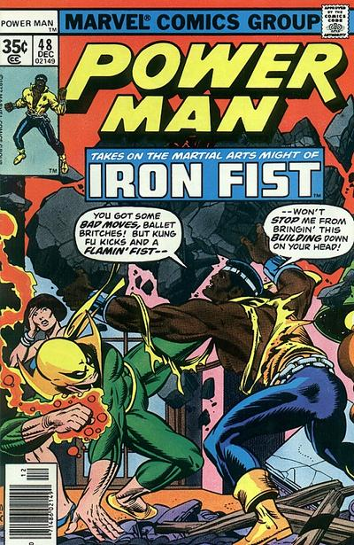 Cover for Power Man (Marvel, 1974 series) #48