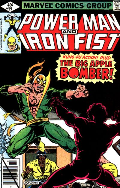 Cover for Power Man (Marvel, 1974 series) #59