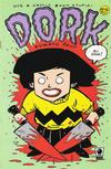 Cover for Dork (Slave Labor, 1993 series) #4