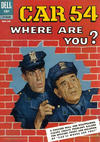 Cover for Car 54, Where Are You? (Dell, 1962 series) #2