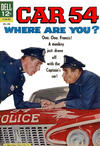 Cover for Car 54, Where Are You? (Dell, 1962 series) #4
