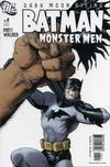 Cover for Batman: The Monster Men (DC, 2005 series) #4