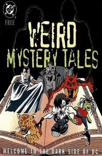 Cover Thumbnail for Weird Mystery Tales (DC, 1996 series) #[nn]