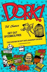 Cover Thumbnail for Dork (Slave Labor, 1993 series) #2
