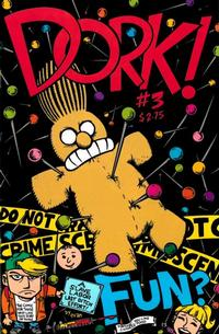 Cover for Dork (Slave Labor, 1993 series) #3