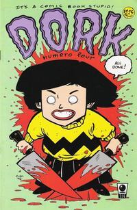 Cover Thumbnail for Dork (Slave Labor, 1993 series) #4