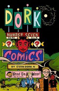 Cover for Dork (Slave Labor, 1993 series) #7