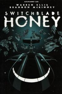 Cover Thumbnail for Switchblade Honey (AiT/Planet Lar, 2003 series)