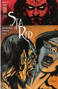 Cover for Sea of Red (Image, 2005 series) #2
