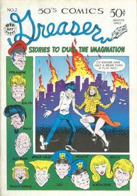 Cover Thumbnail for Greaser Comics (Rip Off Press, 1972 series) #2