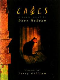 Cover Thumbnail for Cages (Kitchen Sink Press, 1998 series)