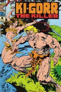 Cover Thumbnail for Ki-gorr the Killer (AC, 1995 series) #1