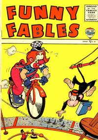 Cover Thumbnail for Funny Fables (Decker, 1957 series) #1