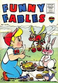 Cover Thumbnail for Funny Fables (Decker, 1957 series) #2