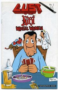 Cover Thumbnail for Lust of the Nazi Weasel Women (Fantagraphics, 1990 series) #2