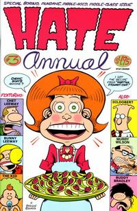 Cover Thumbnail for Hate Annual (Fantagraphics, 2001 series) #3