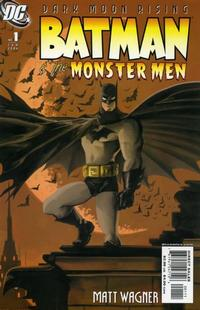 Cover Thumbnail for Batman: The Monster Men (DC, 2005 series) #1