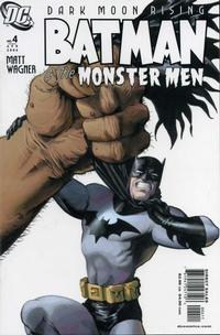 Cover Thumbnail for Batman: The Monster Men (DC, 2005 series) #4