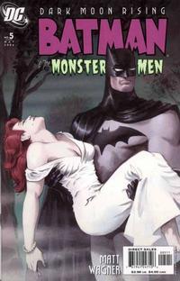 Cover Thumbnail for Batman: The Monster Men (DC, 2005 series) #5