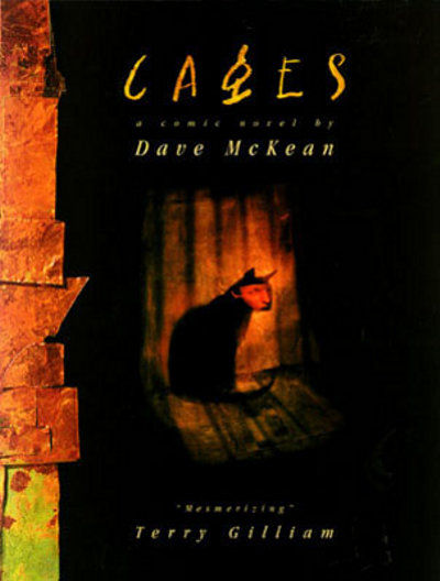 Cover for Cages (Kitchen Sink Press, 1998 series)