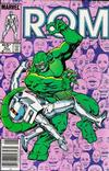 Cover Thumbnail for ROM (1979 series) #67 [Newsstand Edition]