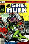 Cover for The Savage She-Hulk (Marvel, 1980 series) #2