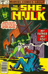Cover for The Savage She-Hulk (Marvel, 1980 series) #4