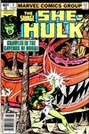 Cover for The Savage She-Hulk (Marvel, 1980 series) #5 [Newsstand]