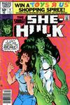 Cover for The Savage She-Hulk (Marvel, 1980 series) #9