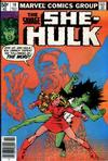 Cover for The Savage She-Hulk (Marvel, 1980 series) #10