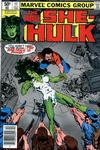 Cover for The Savage She-Hulk (Marvel, 1980 series) #11