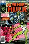 Cover for The Savage She-Hulk (Marvel, 1980 series) #13 [Newsstand]